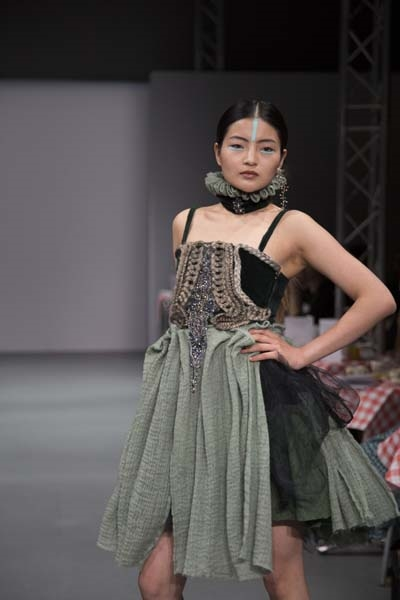 Foundation Diploma In Fashion Design